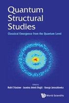 Quantum Structural Studies