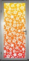 Deurposter 'Hawaii' - deursticker 75x195 cm