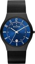 Skagen Zwart Mannen Horloge T233XLTMN