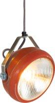 Het Lichtlab No.5 - Hanglamp - Rood
