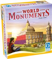 World Monuments Bordspel EN/FR/DE :: Queen Games