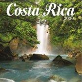 Kalender 2020 Costa Rica (30.5 x 30.5)