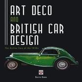 Art Deco and British Car Design