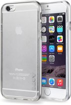 Exo-Frame iPhone 6/6S Silver