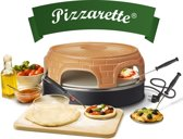 Emerio PO-116100 - Pizzarette - 6 persoons
