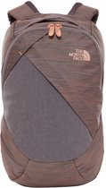 The North Face Electra Women Backpack Rabbit Grey/ Copper Melange