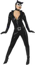 Catwoman kostuum voor dames M