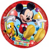 Mickey Mouse - Bord _plastic