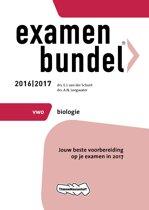 Omslag van 'Examenbundel vwo Biologie 2016/2017'