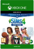 The Sims 4: City Living - Add-On - Xbox One