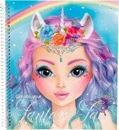 TOPModel Fantasy Face tekenboek