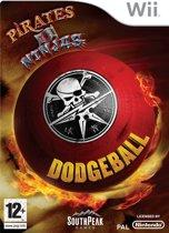 Pirates vs Ninja Dodgeball
