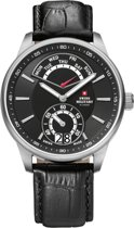 SWISS MILITARY by CHRONO Swiss Big Date horloge SM34037.03