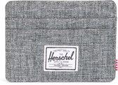 Herschel Supply Co. Charlie - Portemonnee - Raven Crosshatch