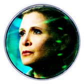 Star Wars™ Clicks - General Leia Organa