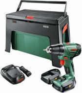 Bosch PSR 1440 LI-2 Accuboormachine - 14.4 Volt - Met WorkBox, 2 1.5 Ah Accu's en snellader