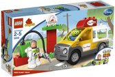 LEGO DUPLO Toy Story Pizza Planet Vrachtwagen - 5658