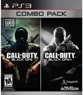 Activision Call Of Duty: Black Ops & Call Of Duty: Black Ops II