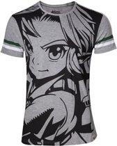 Zelda - Mens t-shirt - 2XL