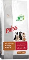 Prins Fit Selection Lam & Rijst - Hondenvoer - 2 kg