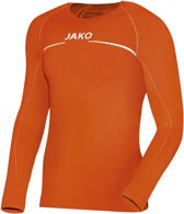 Jako Comfort LM  Sportshirt performance - Maat XXL  - Mannen - oranje