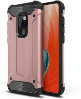 Mobigear Tough Armor Rose Goud Huawei Mate 20