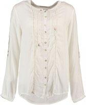10 feet off white viscose blouse - Maat XS