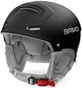 Giada Ski helmet MATT PEARL BLACK - Maat M/L