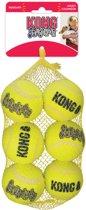 Kong Squeakair Ball - Hondenspeelgoed -  6 St - Ø 6 cm