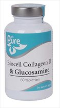 It's Pure Biocell Collageen II & Glucosamine 60TB