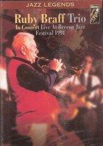 Ruby Braff Trio - In Concert - Live At Brecon Jazz Festival 1991