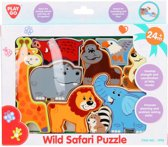 Playgo Puzzel Safari