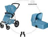 Koelstra - Binque Daily Combi Kinderwagen - Plume