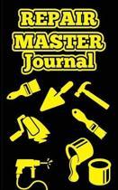 Repair Master Journal