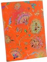 GOLDBUCH GOL-64288 TURNOWSKY A5 gastenboek SILVER MOON ORANGE als notitieboek