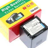 Camera Batterij Accu CGA-DU21 VW-VBD210 2500mAh Panasonic