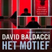 Boekomslag van 'Amos Decker 3 - Het motief'