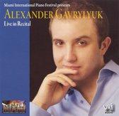 Alexander Gavrylyuk Live in Recital