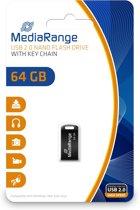 MediaRange Nano - USB-stick - 64 GB