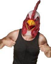 Hanen masker voor volwassenen  - Verkleedmasker - One size