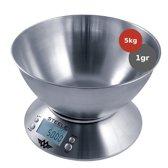 MyWeigh STEELE Keukenweegschaal 5kg x 1gr