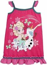 Frozen jurkje Elsa en Olaf voor kinderen 104 (4 jaar)