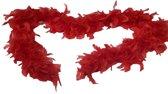 Rode verenboa - Verkleedattribuut