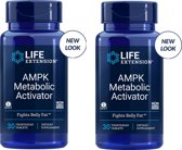 AMPK Metabolic Activator, 30 Vegetarian Capsules, 2-pack