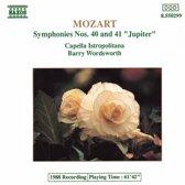 Mozart: Symphonies 40&41