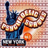 Psych. States: 3 New York
