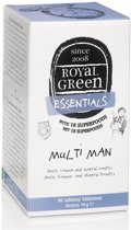 Royal Green - Multi Man - 120 tabletten