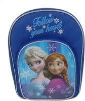 Kinderrugzak Frozen Hart - Disney - 31 x 24 x 12cm