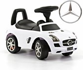 Loopauto Mercedes-Benz SLS-AMG Wit (1377)