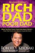 Boek cover Rich Dad Poor Dad van robert t. kiyosaki (Onbekend)